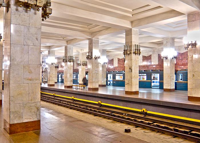 Метро Московская в Нижнем Новгороде