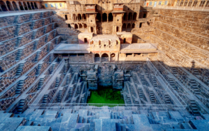 ступенчатые колодцы Индии
