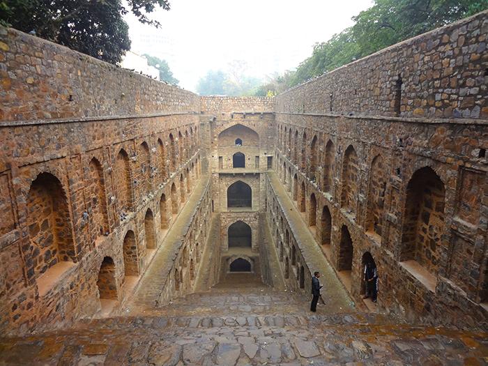 Аграсен-ки-Баоли в Нью-Дели