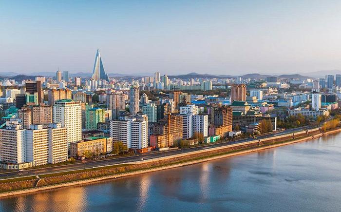 Пхеньян, что в вольном переводе означает «милый край»