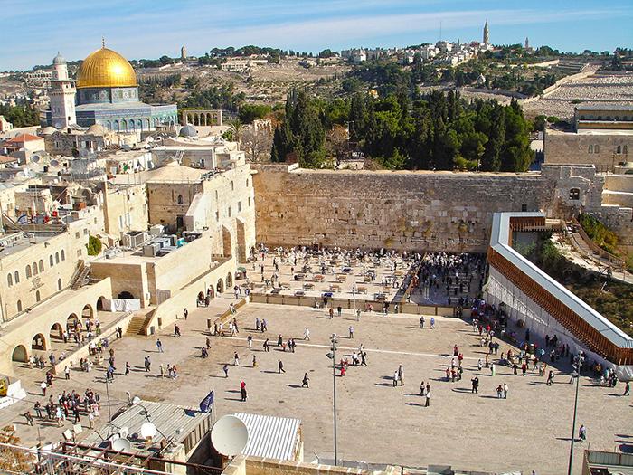 Иерусалим - Западная стена
