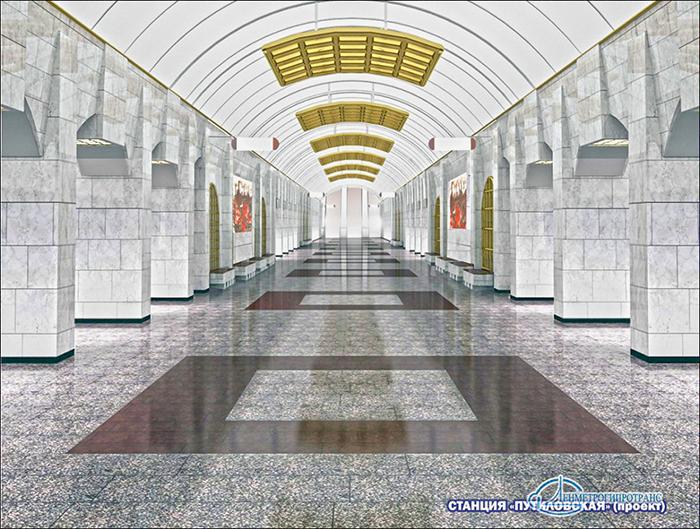 Путиловская проект ЛМГТ