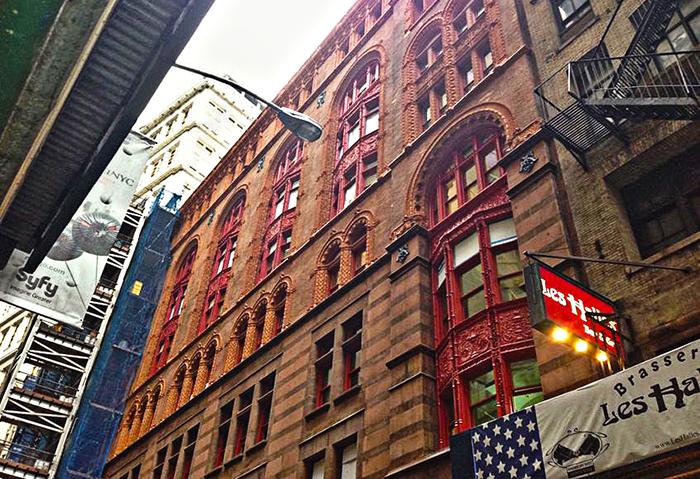 Особняк Корбина в Нью-Йорке