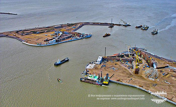 Строительство КЗС, Финский залив