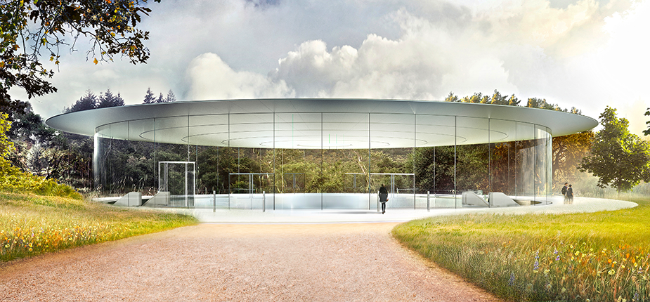 The Steve Jobs Theatre project