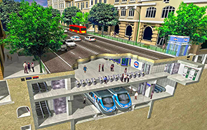 Проект метро Кито