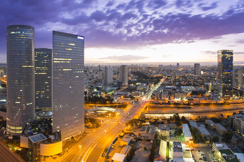 Панорама Тель-Авив