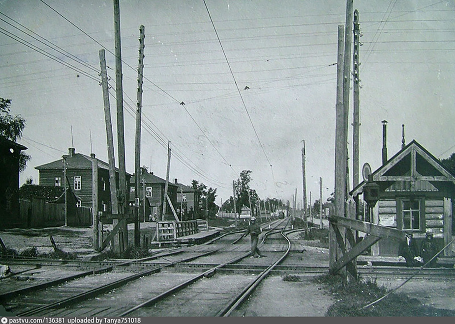 Автово 1929 год