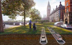 Проект улицы для людей