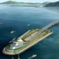 HZMB — подводный тоннель длиной 6,7 км
