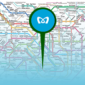 Карта Токио на русском языке