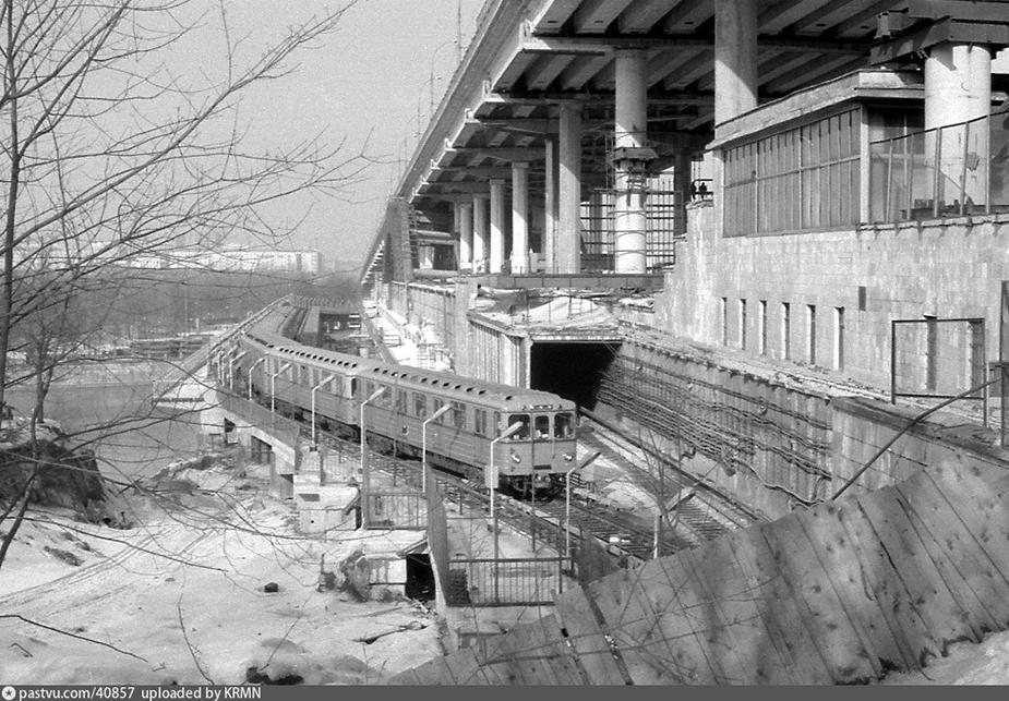 Станция Ленинские горы