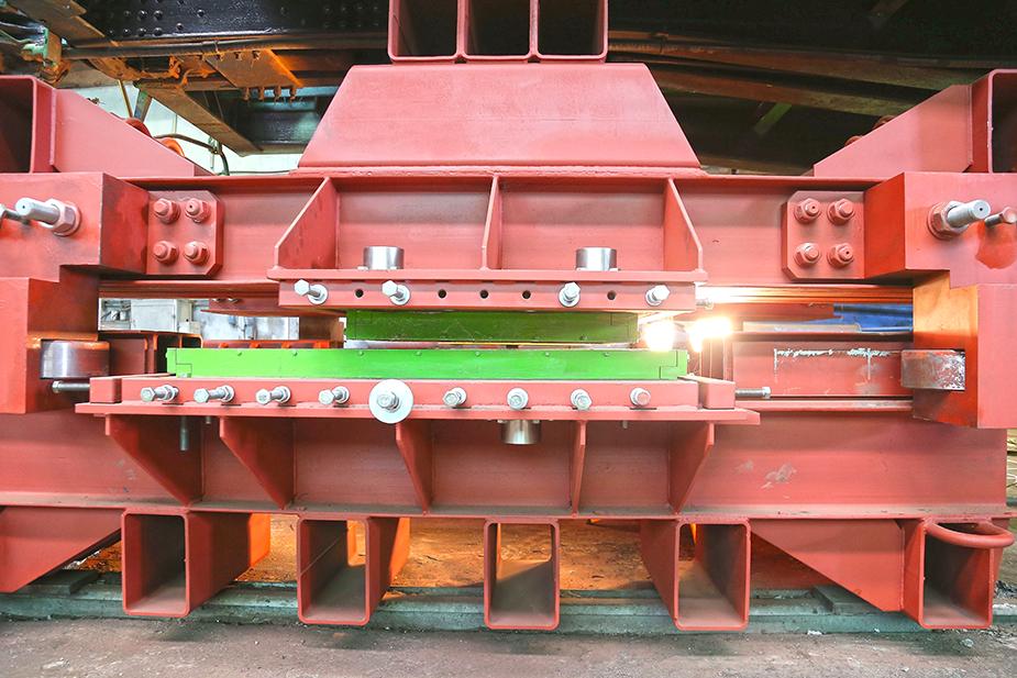 Грузовая транспортно магнито-левитационная платформа