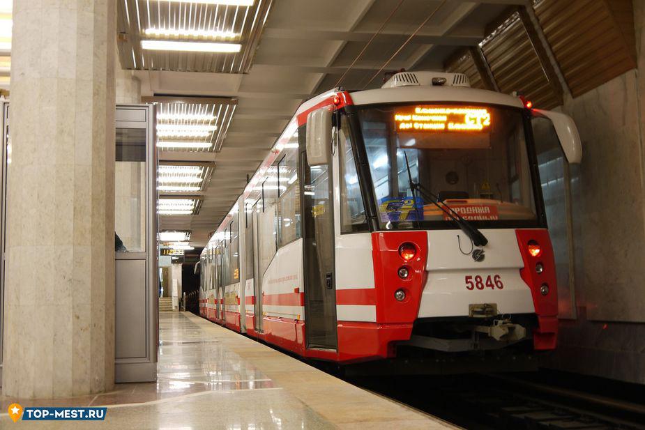 Скоростной волгоградский трамвай