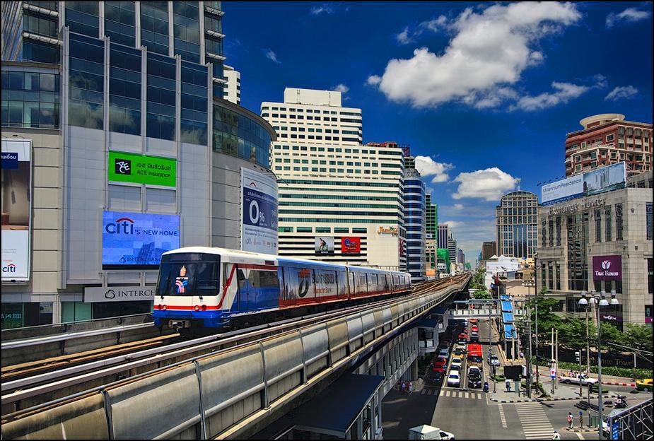 Наземное метро Тайланда