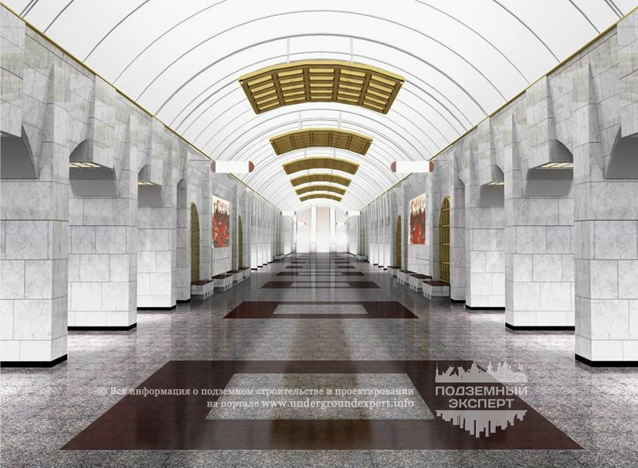 Станция Путиловская