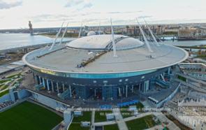 Строительство стадион к ЧМ-2018