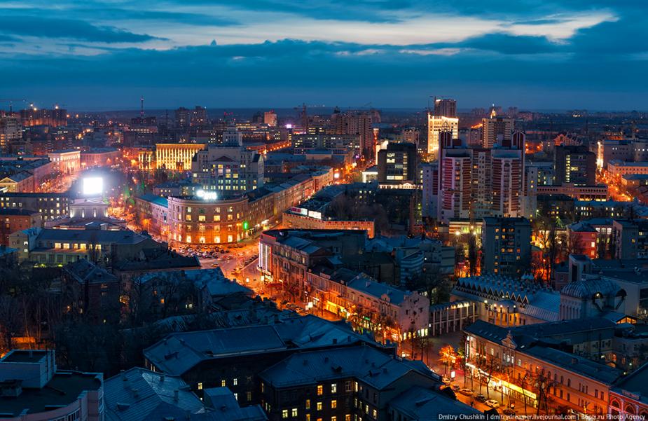 Панорама Воронеж
