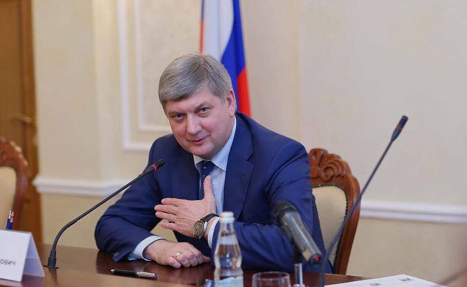 Мэр Воронежа Александр Гусев