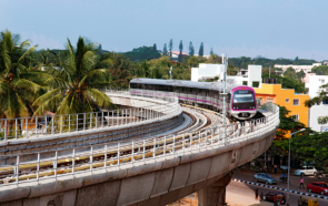 Бангалорское метро