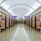 Станция метро «Адмиралтейская» в Санкт-Петербурге