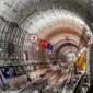 Строительство тоннеля Кожуховской линии