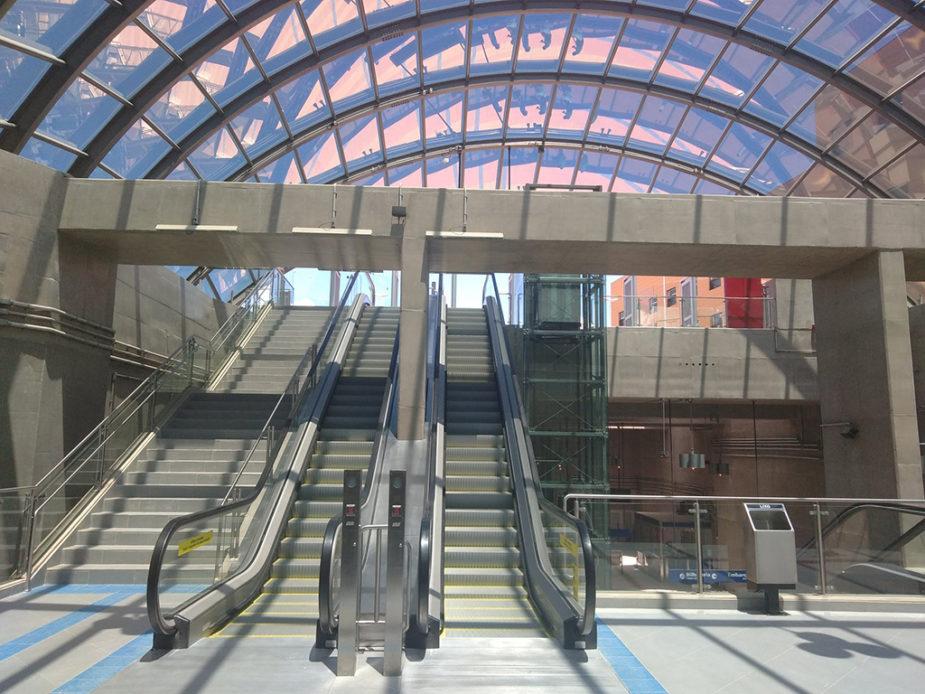Новая станция на Линии 5 в Сан-Паулу