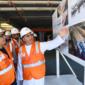Строительство метро в Дубае