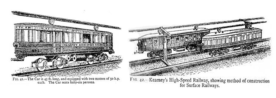 Проект метро Лидса, автор Керни