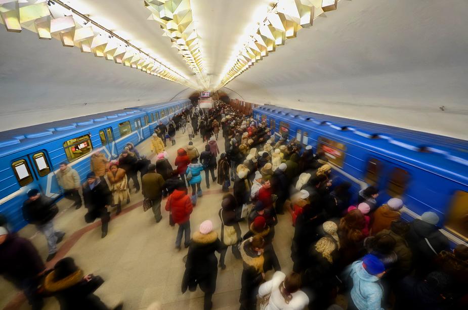 Метро Новосибирска