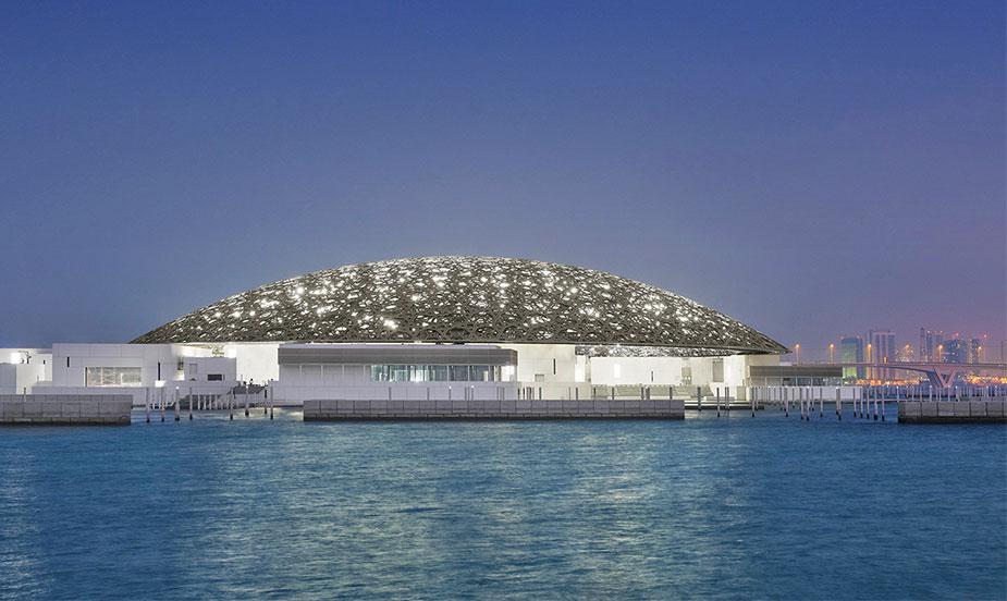 музея «Абу-Даби Лувр»