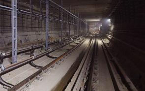 Тоннель Новокрестовская