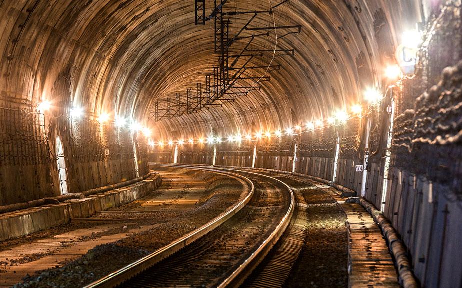 Второй байкальский тоннель