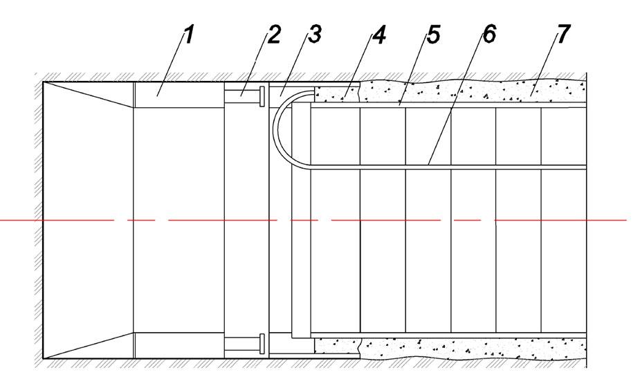 Автоматизированный комплекс оборудования для сооружения тоннеля с монолитно-прессованной обделкой