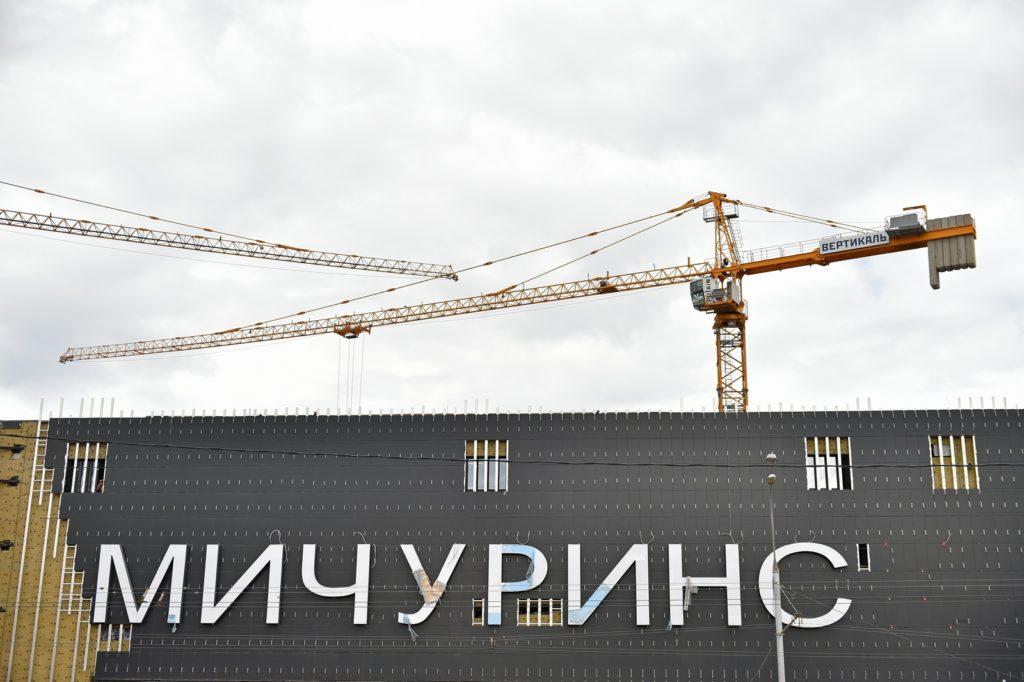 Строительство юго-западного участка БКЛ