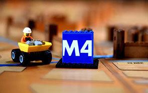 Линия M4 в Милане
